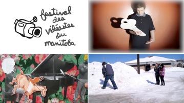 Créations vidéographiques scolaires pour le Festival des Vidéastes du Manitoba (FVM), 2006-2014.