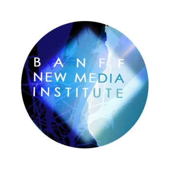 Image de marque du Banff New Media Institute, 2007.