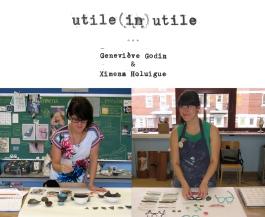 Résidence d'artiste utile[in]utile, 2011.