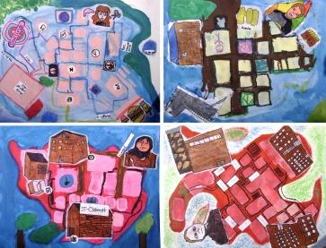 Official Road Map, projet d'artiste et de médiation culturelle, 2006-2008.